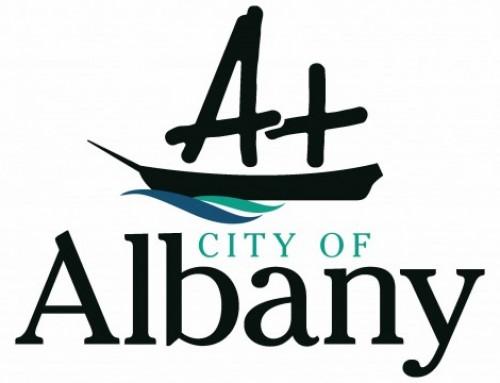 Region – City of Albany