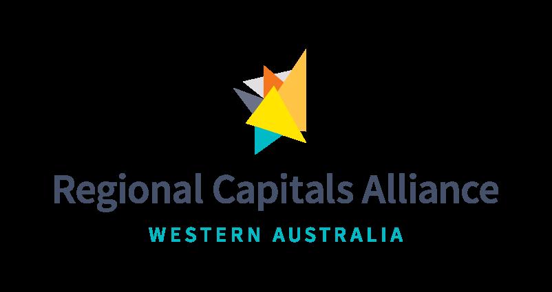 Regional Capitals Alliance Western Australia Logo
